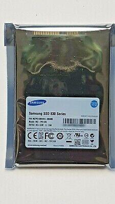 128 Gb Sata Samsung Ssd 830 Series Mz 7pc128 Festplatte Neu Ebay