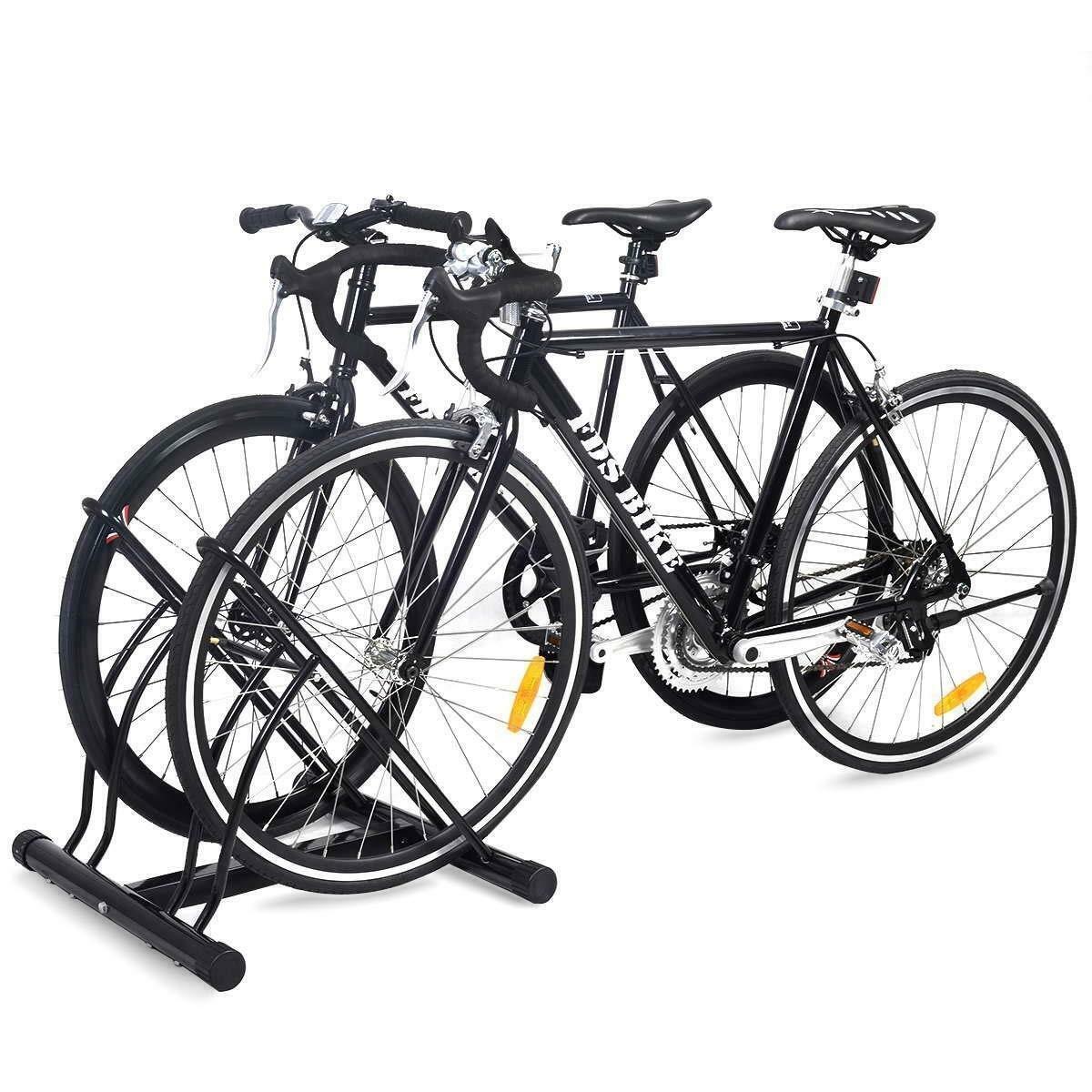 Soporte Para Almacenar Organizar 2 Bicicletas