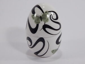COLLEZIONE-UOVO-PORCELLANA-FARFALLE-BUTTERFLIES-PORCELAIN-EGG-BOX-COLLECTION