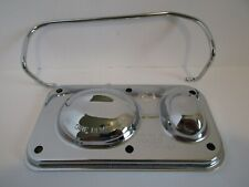Chrome Master Cylinder Cover Fits Gm 1967 1980 9101