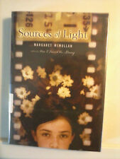 Sources of Light by Margaret McMullan 2010 Hardcover Very Good Condition