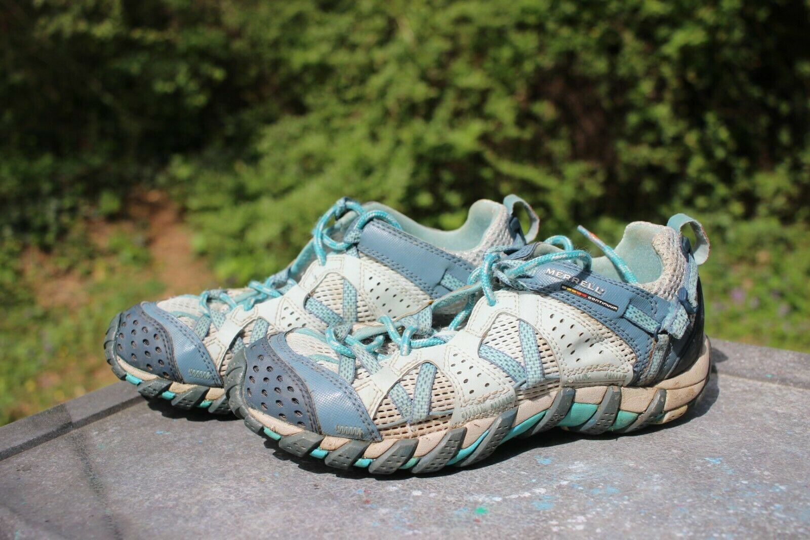 Merrell Waterpro Maipo Teal Women's Active Outdoor shoes J58124 Size 6 US