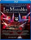 Les Miserables 25th Ann Ed 0025192100840 Blu-ray Region 1