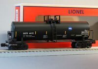 Lionel Gatx Unibody Tank Car 4415 O Gauge Train Freight Tanker Oil 6-82856