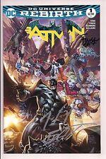 DC Universe: Rebirth #1 (August 2016, DC)