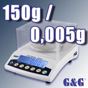 300g//0,01g Präzisionswaage Laborwaage Digital-waage E-Y