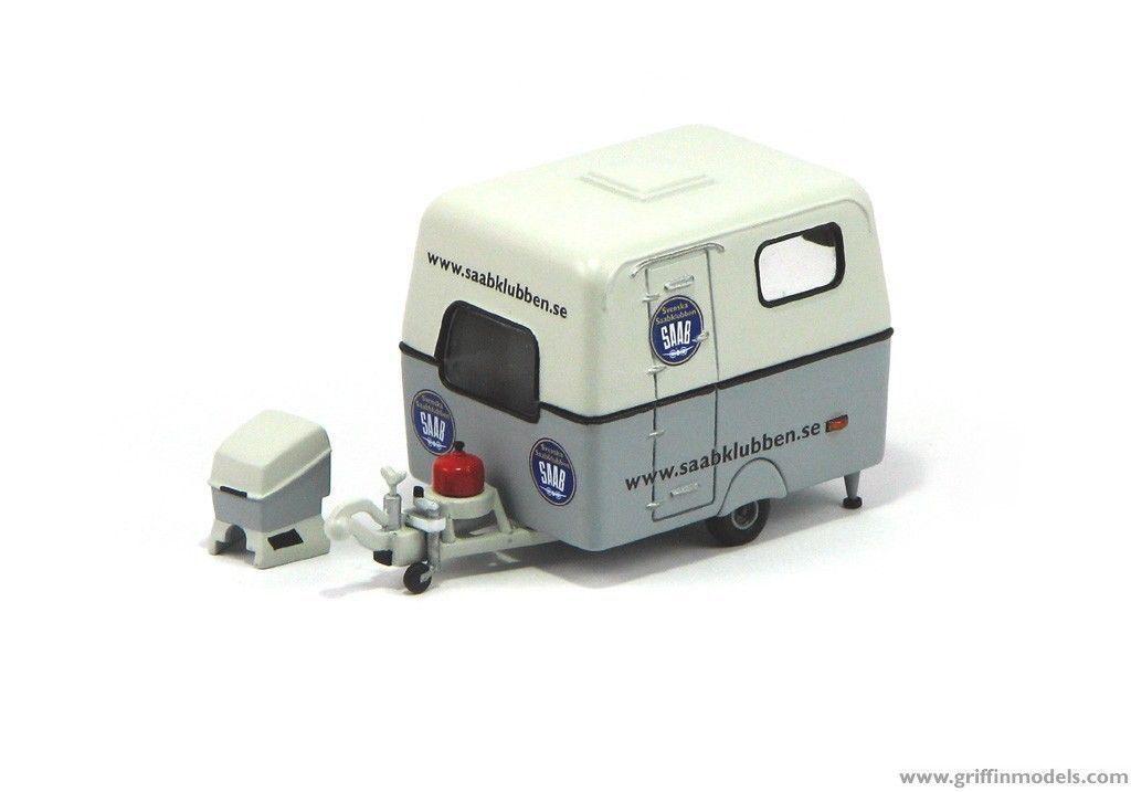 Griffin-modèles Saabo voitureavane (saabklubben. se) - résine kit en échelle 1 43