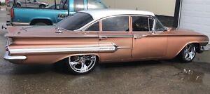 1960 Impala, mint, MUST SEE