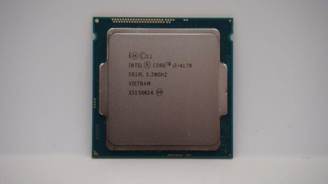 Intel Core i3 4170 3.7GHz 3M Cache Dual-Core CPU Processor SR1PL LGA1150 Tray