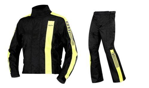 TUTA DUE PEZZI Giacca+Pantalone Antipioggia100/% BIESSE XS-S-M-L-XL-XXL-XXXL.