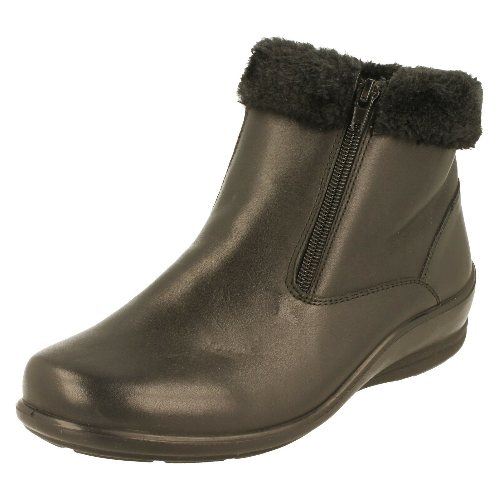 Ladies Padders E/EE Ankle Boots - Shona