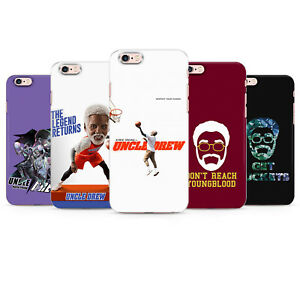 outlet store d9d01 4a72f Details about Uncle Drew Basketball Kyrie Irving gel/plastic phone case  cover for iphone