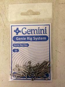 15/'s Gemini Rig System Genie Super Strength Link Clips