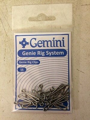 Genie Super Strength Rig Clips 15/'s Gemini Rig System