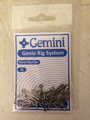 Gemini Genie Rig System Genie Rig Clips 15/'s