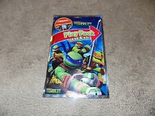 Teenage Mutant Ninja Turtles TMNT Play Pack Grab & Go