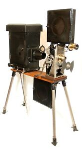 Complete Working 1905 Edison Projecting Kinetoscope * Provenance: Charles Edison
