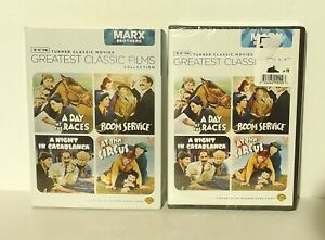 TCM-Greatest-Classic-Films-Collection-Marx-Brothers-DVD-2010-2-Disc-Set-NEW