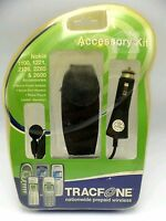 Tracfone Accessory Kit Fits Nokia 1100 1221 2126 2285 2600 Series Phones