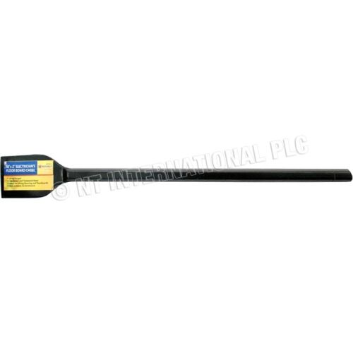 """18/"""" x 2 1//4/"""" ELECTRICIAN/'S FLOORBOARD CHISEL TEMPERED STEEL CARPENTRY BRAND NEW"""