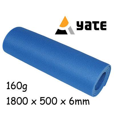 Schaumstoff Campingmatte Gymnastikmatte Aerobicmatte Yogamatte 180cmx50cmx0,6cm