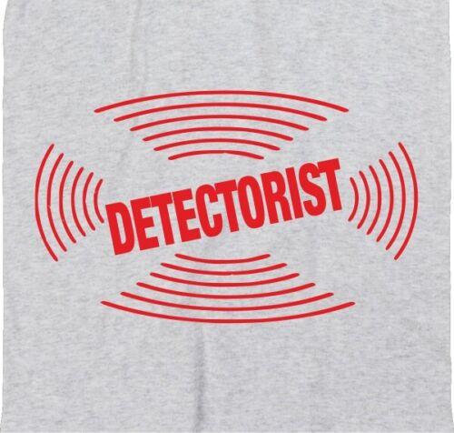 Metal Detecting T-shirt S-XXL Various Colours T Shirts