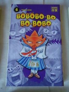 Nuevo-Bobobo-Bo-Bo-Bobo-Vol-6-Sawai-Yoshio-Sakka-Manga-Eo-Libro