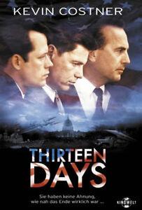 Thirteen-Days-VHS-VIDEO-Kevin-Costner-Bruce-Greenwood-Steven-Culp