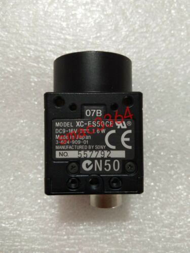 1PC Gebraucht SONY Industrial camera XC-ES50CE