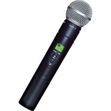 Shure ULX2/58 Handheld Transmitter with SM58 (J1, 554-590 MHz)
