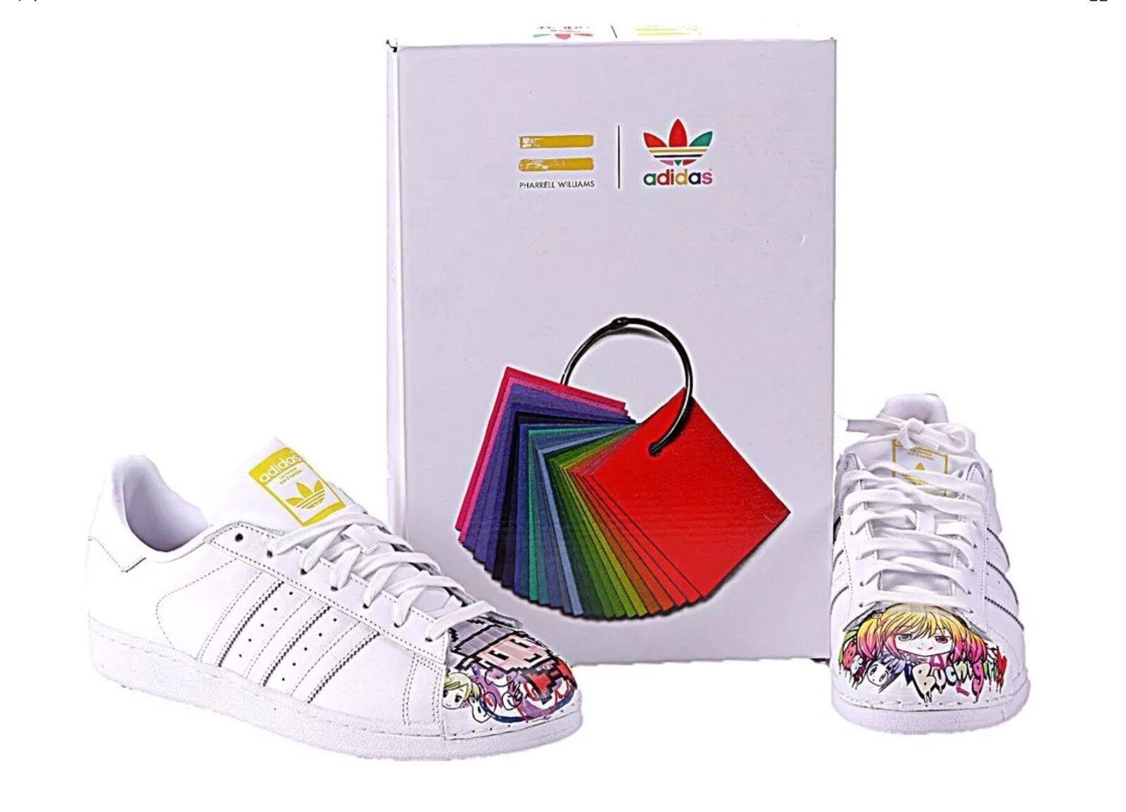 10e27356f07a7 Adidas Originals Superstar Pharrell Williams Super SH S83354 Unisex Unisex  Unisex 6b01d3