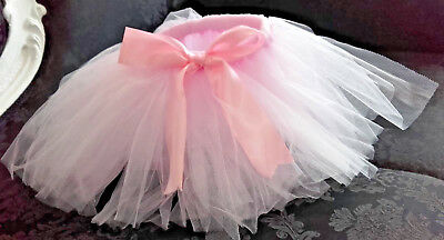 Gonna Gennellino Tutu Velo Bimba Battesimo Newborn Ballerina Rosa Bambina Bimba High Quality And Low Overhead Clothing, Shoes & Accessories