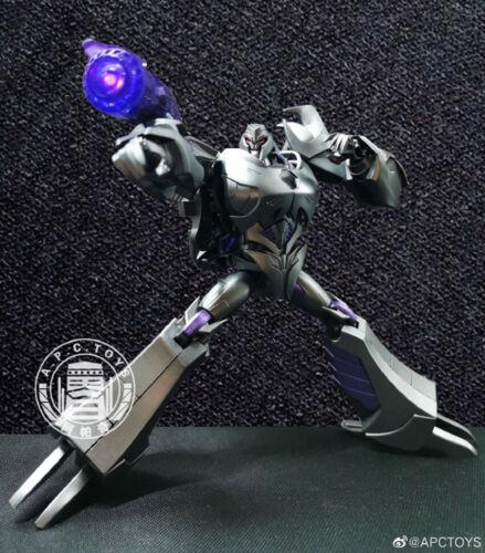 "Transformers APC Toys APC-004 Dark Master TFP Megatron 20cm//8/"" NEW"