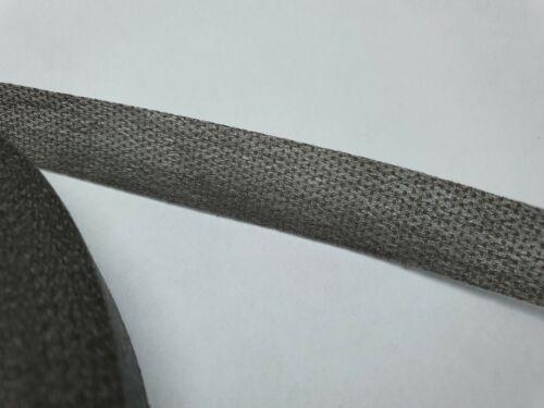 6 m malla de estribo perchas depósito vliesofix vlieseline bundfix 15mm alta calidad
