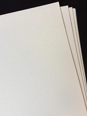 Libre De Ácido Papel Secante Peso 300gm-tamaño A4-Paquete de 5 sin Perforar
