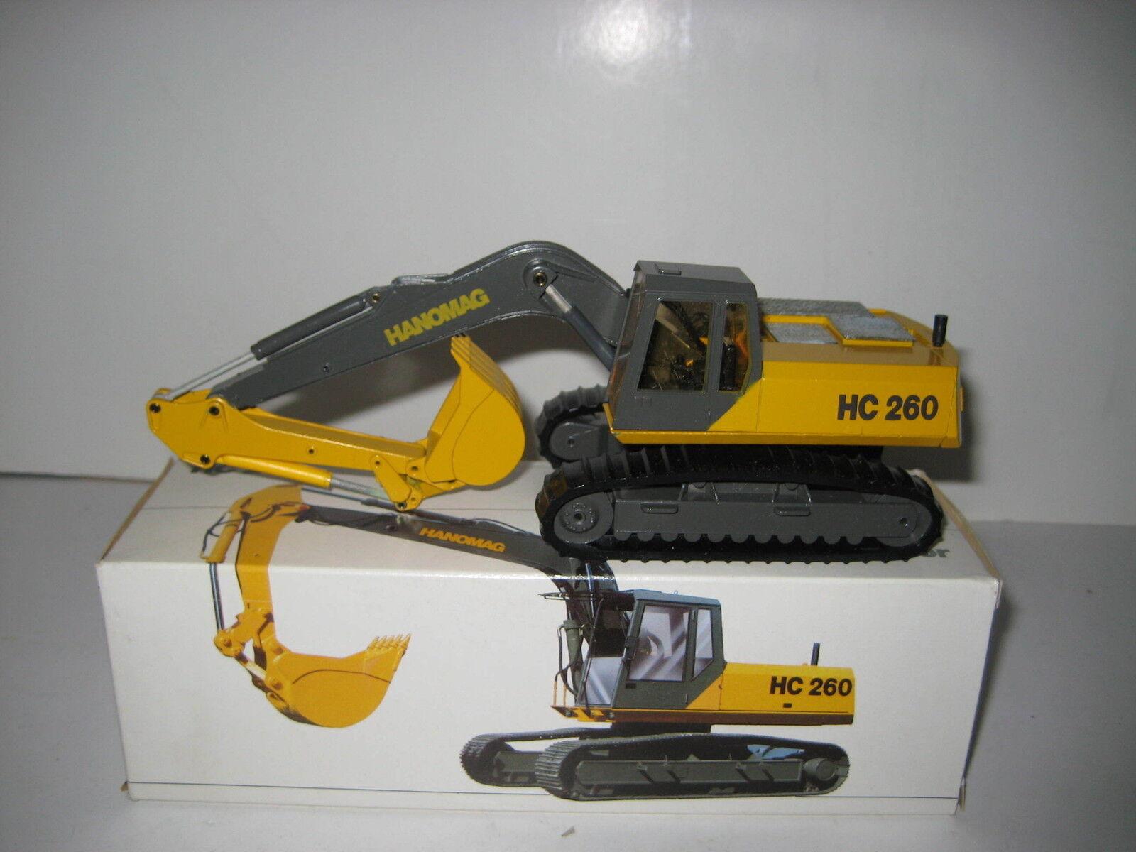 La oruga de la excavadora hanoma HC 260 § 35repas 2814.5 Conrad 1  50 Emb.Original