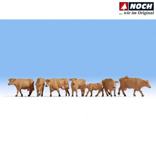 Ancora 15727 h0 mucche marrone + + NUOVO /& OVP