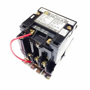 Details about SA012 8536 Series B Contactor Nema Size 00 on