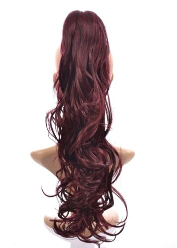 Pony Tress Long Wavy Claw Clip Ponytail Hairpiece19 Natural Shades
