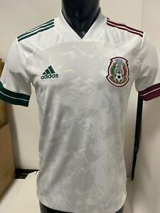 Details about Adidas Mexico Away Jersey 20/21 Playera Selección Mexicana Size Mens XXL Only