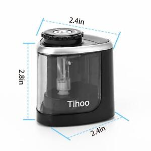 Automatic-Electric-Touch-Switch-Pencil-Sharpener-Home-Office-School-Classroom-US