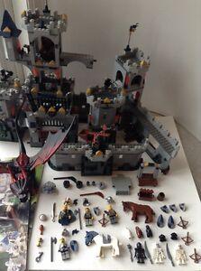 Lego Castle Kings Siege 7094 Ebay