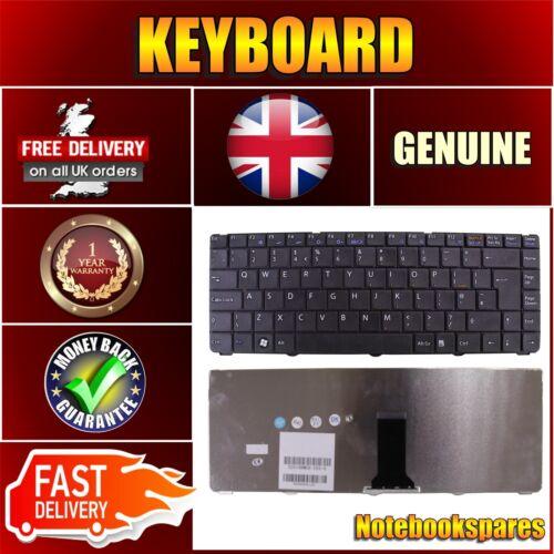 Vgn-ns10l Sony Vaio Laptop Tastiera UK Layout Matte Black