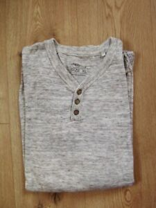 Jean-Pascale-Sweater-Grey-Mottled-Size-XL-Button-Row