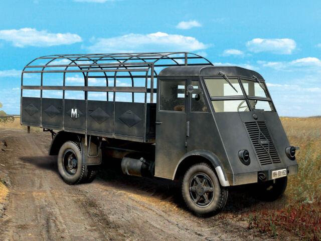ICM 35416 - 1:3 5 Camion 3,5t Ahn - Neuf