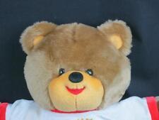 VON DUTCH GIRL TEDDY BEAR RED LIPS VINYL SHOES LOVEY PLUSH STUFFED ANIMAL PATCH
