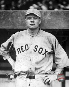 BABE-RUTH-BOSTON-RED-SOX-8X10-LICENSED-PHOTO-NEW-YORK-YANKEES