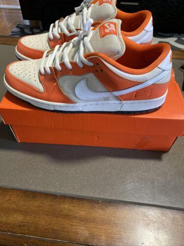 Nike Dunk Low Orange Box Size 11