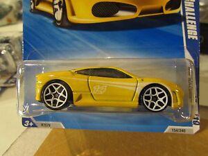 Hot Wheels Ferrari F430 Challenge HW Racing Yellow | eBay