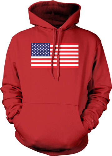 USA United States Flag Star Spangled Banner Country Pride Hoodie Pullover